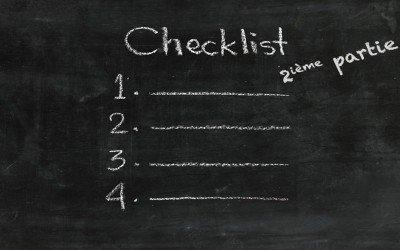 Conseil aux fournisseurs: 10 erreurs à éviter dans une proposition (2ième partie)