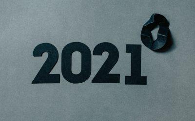 Comment allez-vous atteindre vos objectifs en 2021?
